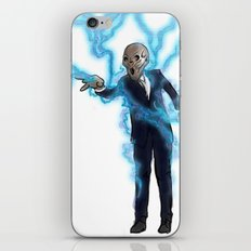 Silence Will Fall iPhone & iPod Skin