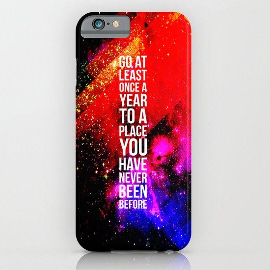 Travel! iPhone & iPod Case