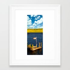 This American Sound Framed Art Print