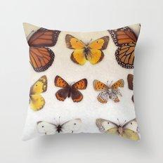 Specimin Throw Pillow