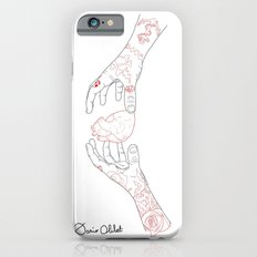You're grabbing my heart iPhone 6s Slim Case
