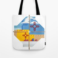 Altered State: NM Tote Bag