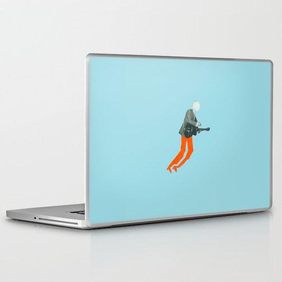 Guitar hero! Laptop & iPad Skin