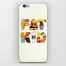 FAT KID iPhone & iPod Skin