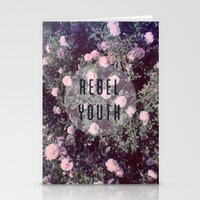 Rebel Youth Stationery Cards