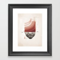 Energy Release Framed Art Print