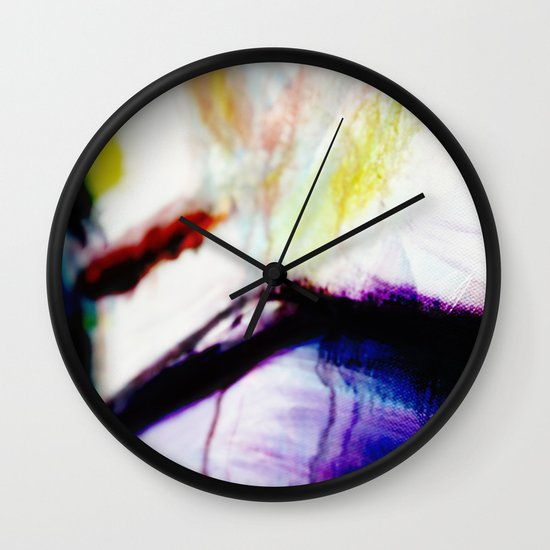 Laid to Rest Icon Wall Clock