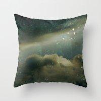 At Tara In This Fateful … Throw Pillow