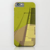 iPhone & iPod Case featuring St. Jamestown Branch by Kinnon Elliott Illustration & Design