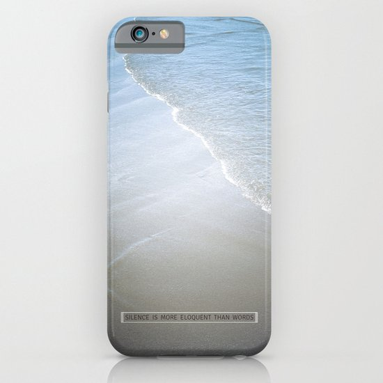 Eloquence iPhone & iPod Case