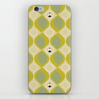 Leaves And Bugs iPhone & iPod Skin