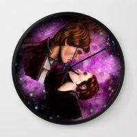 Star Wars, Han & Leia Th… Wall Clock
