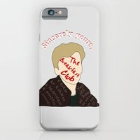 iPhone & iPod Case featuring The Breakfast Club - Brian by Swell Dame