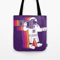 Theres a Tars, Man Tote Bag