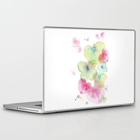 Butterfly effect 2 Laptop & iPad Skin