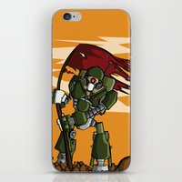 Machine Revolution iPhone & iPod Skin