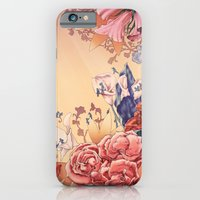 iPhone & iPod Case featuring The flowers by HermesGC