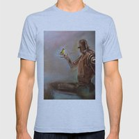 LittleTimeToRest Mens Fitted Tee Athletic Blue SMALL
