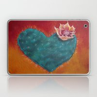 Cactus Heart Laptop & iPad Skin