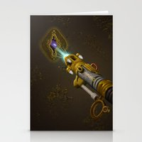 Key To The Universe - Pa… Stationery Cards