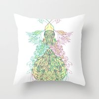 Alchemy-delight Throw Pillow