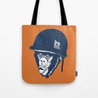 Monkey mania Tote Bag