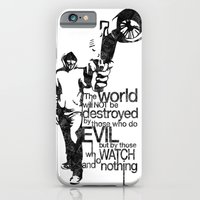 Anonymous And Typography… iPhone 6 Slim Case