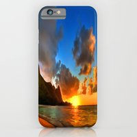 iPhone & iPod Case featuring Tropical Beach 4 by Robin Curtiss