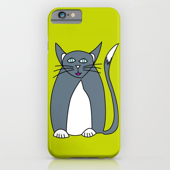 Pussy cat Pussy cat, I love you! iPhone & iPod Case