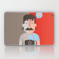 Moustachu Laptop & iPad Skin