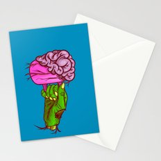 Zombie Coffee Stationery Cards