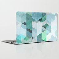 Nordic Combination 22 Laptop & iPad Skin