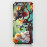 Griffins Of A Feather iPhone 6 Slim Case