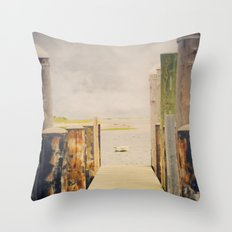 Slip Throw Pillow