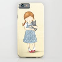 iPhone & iPod Case featuring Dorothy by Amanda Francey