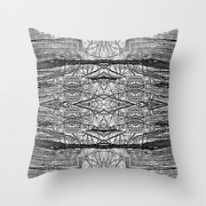 Witchy Forest Throw Pillow