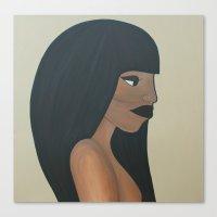 Cleo Canvas Print