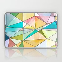 Geo - Mosaic  Laptop & iPad Skin