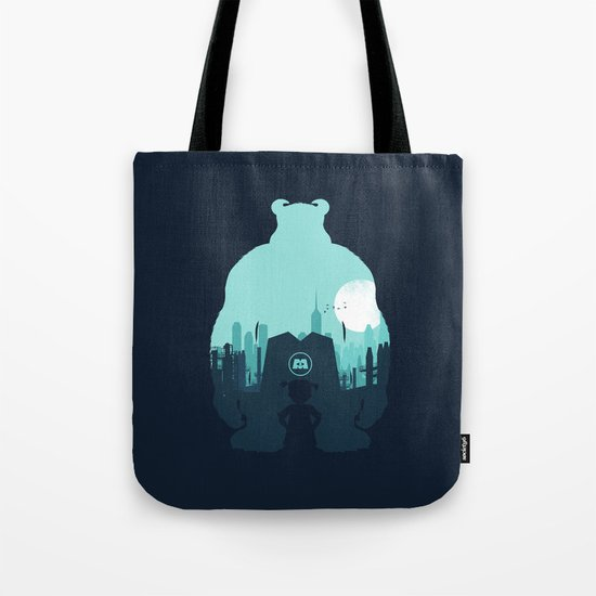 Welcome To Monsters, Inc. Tote Bag