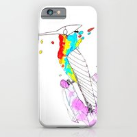 iPhone & iPod Case featuring Sentinel by Mikah Washed