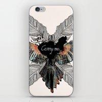Carry Me Remix iPhone & iPod Skin