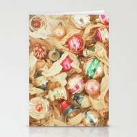 Box of Baubles Stationery Cards