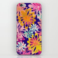 FlowerHex iPhone & iPod Skin