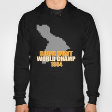 Duck Hunt Gaming Quote Hoody