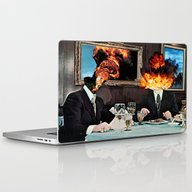 Every Act Of Creation Is… Laptop & iPad Skin