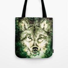 My Wolf Tote Bag
