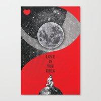 Love Is The Drug (Rockin… Canvas Print