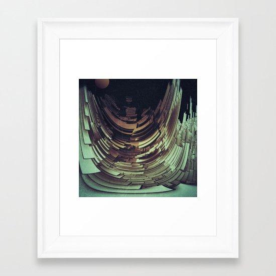 PLATES IIIA Framed Art Print