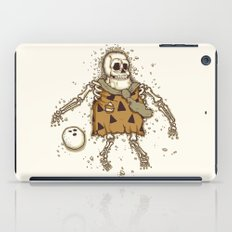 Mysterious fossil iPad Case