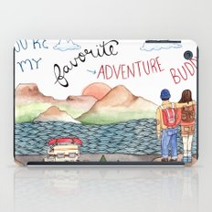 Adventure Buddy iPad Case